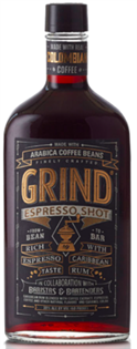 Grind Espresso Shot With Rum 750ml
